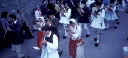 St. George's Festival, Arachova, Greece Photo taken by Roland Moore