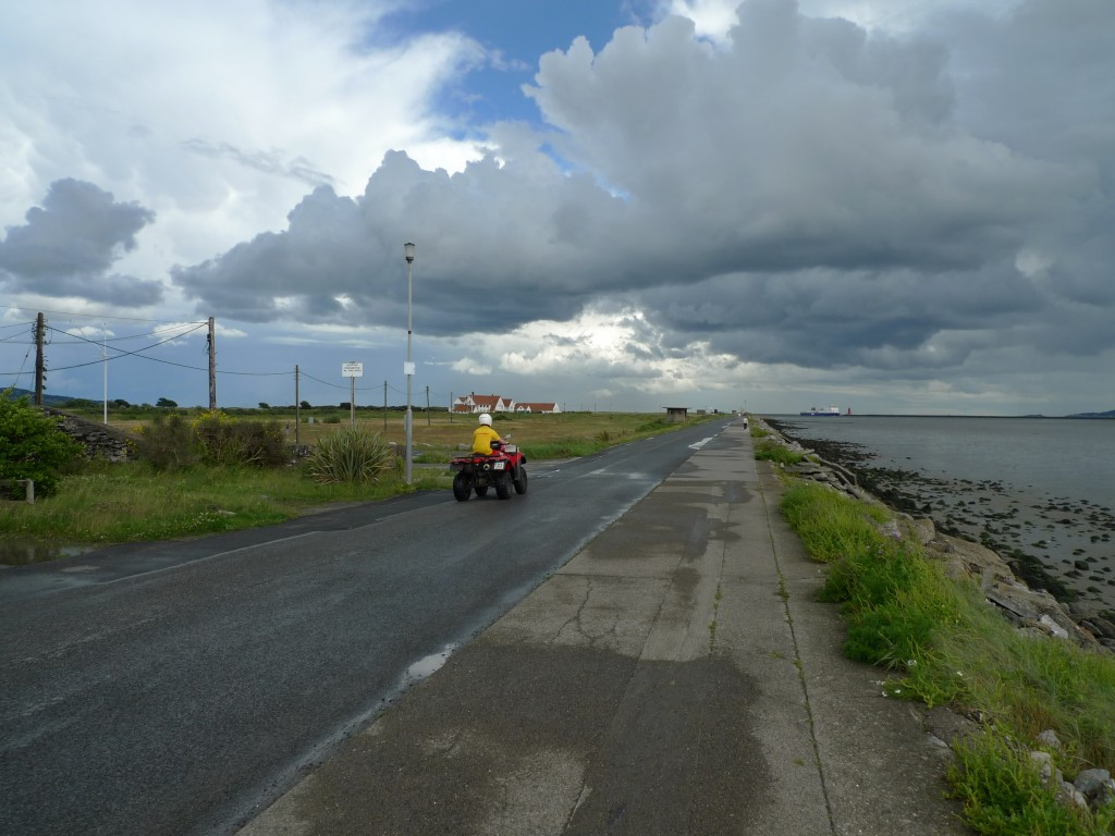 North Bull Island, Dublin, Ireland, July 2012. ©Nathan Thomas Coben