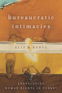 Bureaucratic Intimacies by Elif M. Babul