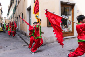 Chinese New Year in Prato, Italy