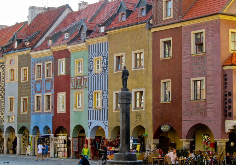 Poznań, Poland 2011 Photo taken by Barbara Rylko-Bauer