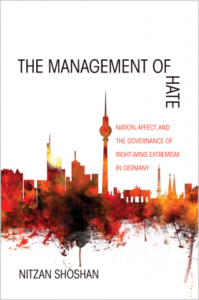 The Management of Hate by Shoshan